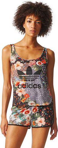 Adidas Koszulka damska JARDIM AGHARTA TANK Multikolor r. 36 (BR5124)