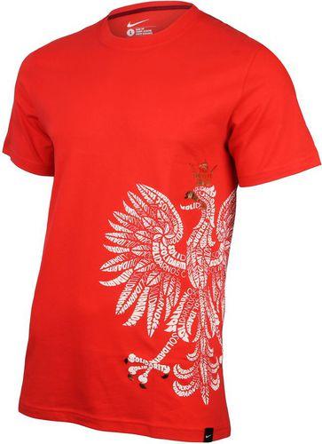 Nike Koszulka Polska czerwona r. XL (449255 604)