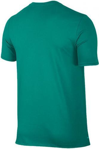 e10c12326d756 Nike Koszulka Mesh Swoosh Block Tee zielony r. S (806299 351) w ...
