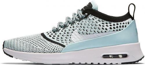 Nike Buty damskie Air Max Thea Flyknit niebieskie r. 38 (881175 400)