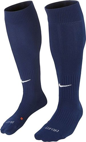 Nike Getry piłkarskie Classic II Cush OTC 3 pary białe r. 30-34 (SX5728-411)