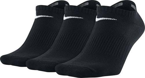 Nike Skarpety Lightweight no-show czarne r. 34-38 (SX4705 001)