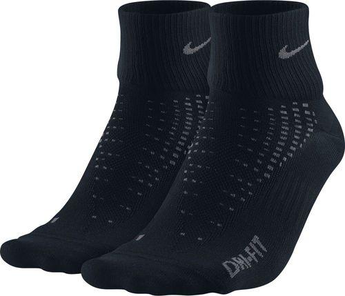 Nike Skarpety Run-Ant-Blast LT QTR czarne r. 38-42 (SX4471 074)