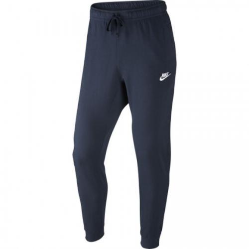 Nike Spodnie męskie M NSW Pant CF JSY Club granatowy r. XL (804461 451)