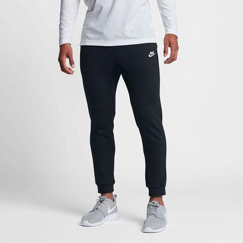 Nike Spodnie męskie Men`s Sportswear Jogger czarny r. XL (804408 010)