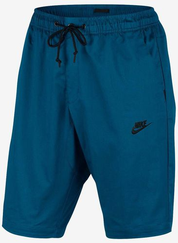 Nike Spodenki męskie M NSW MDRN SHORT WVN V442 niebieski r. S  (805094 457-S)