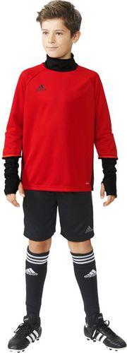 Bluza adidas Condivo 16 Training Top JR S93548 czerwona