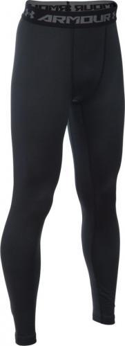 Under Armour Legginsy juniorskie CG Armour Legging czarne r. 137-149  (1288345-001)