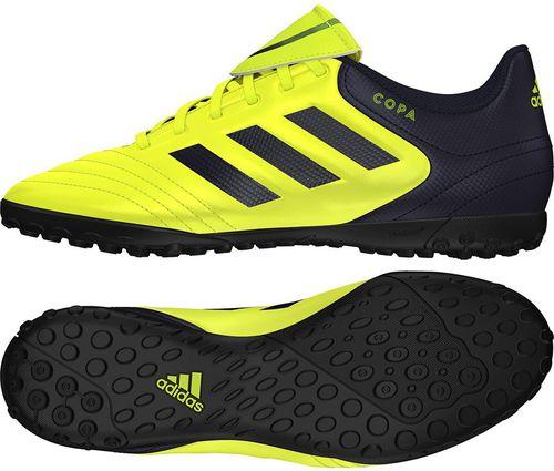 Adidas Buty piłkarskie Copa 17.4 TF żółte r. 42 (S77155)