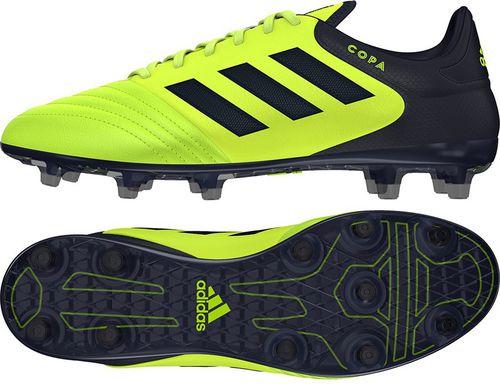 Adidas Buty piłkarskie Copa 17.2 FG żółte r. 46 (S77137)