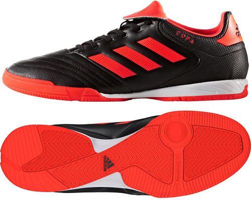 Adidas Buty piłkarskie Copa Tango 17.3 IN czarno-czerwone r. 43 1/3 (S77148)