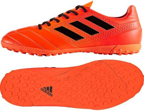 Adidas Buty piłkarskie ACE 17.4 TF pomarańczowe r. 44 2/3 ( S77115)