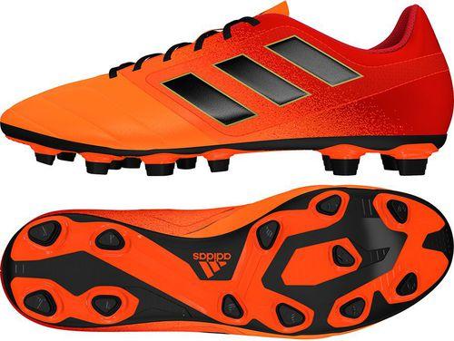 Adidas Buty męskie ACE 17.4 FxG pomarańczowe r. 44 (S77094)