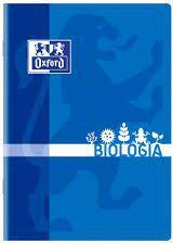 Oxford Zeszyt A5 60K Biologia, kratka (400092591)