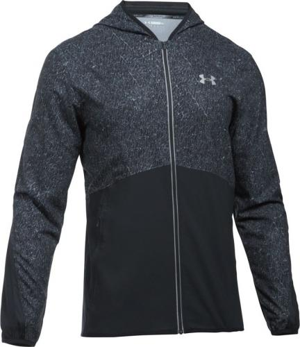 Under Armour Kurtka męska Run True SW Printed Jacket czara r. S (1300729-001)