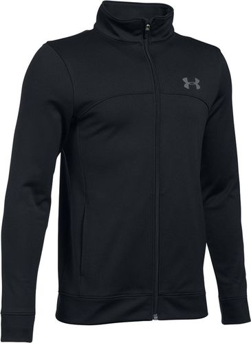 Under Armour Kurtka juniroska Pennant Warm-Up czarna r. S (1281069-001)