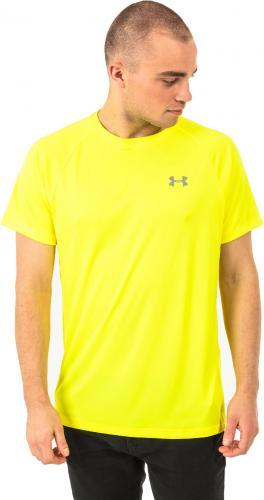 Under Armour Koszulka męska Run Short Sleeve T-Shirt Yellow Ray r. M (1289681705)
