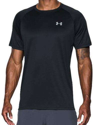 Under Armour Koszulka męska Run Short Sleeve T-Shirt Black r. XL (1289681001)