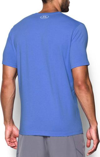 ca7093836c9c4 Under Armour Koszulka męska CC Sportstyle Logo Niebieska r. XL ...