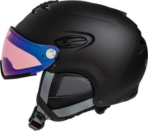 UVEX kask narciarski Hlmt 300 vario czarny r. 55-58 cm (5662032205)