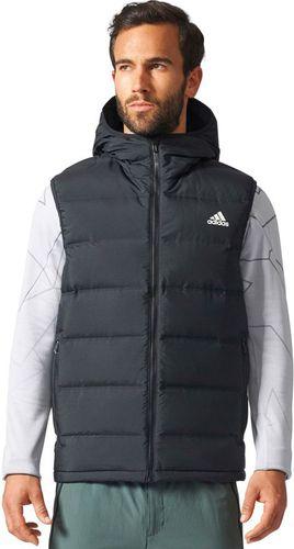 Adidas Kamizelka męska Helionic Vest czarna r. M (BQ2006)