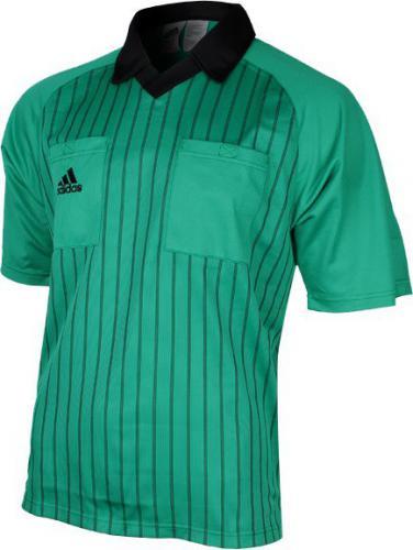 Adidas Koszulka sędziowska zielona r. M (626725)