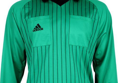 Adidas Bluza sędziowska męska zielona r. L (626726) ID produktu: 1575598