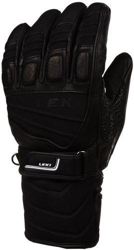 LEKI Rękawice Griffin S black 9.0