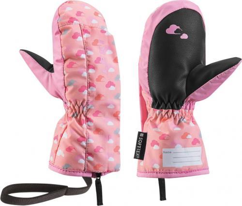 LEKI Rękawice Little Sky Zap Mitt pink r. 2.0 (640891402020)