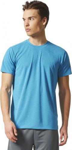 Adidas Koszulka męska Freelift Chill2 niebieska r. XL (BR4155)