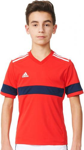Adidas Koszulka Konn 16 czerwona r. 146 cm (AJ1391)
