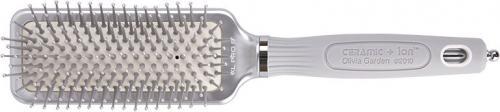 Olivia Garden XL Pro Paddle Ceramic+Ion szczotka do włosów Small