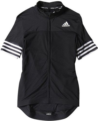 Adidas Koszulka rowerowa Adistar SS Jersey M czarna r. L (S05518)