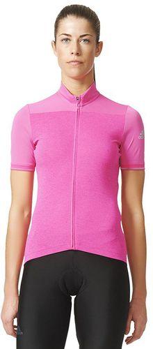 Adidas Koszulka rowerowa Supernova Climachill Jersey różowa r. L (AI2825)
