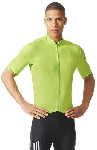 Adidas Koszulka rowerowa Supernova Climachill Jersey M limonkowa r. S (AI2816)