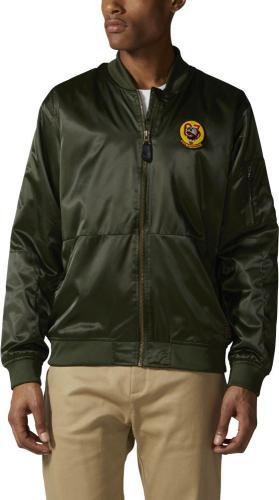 Adidas Kurtka męska Originals MA1 Jacket Night Cargo zielona r. M (BR4033)