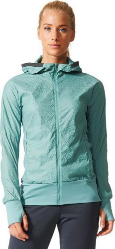 7c9669a73aed7 Adidas Kurtka damska Pure Amplify Jacket Women zielony r. S (AP9754)