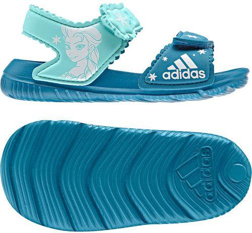 Adidas Sandały dziecięce DY Frozen AltaSwim niebieskie r. 25  (BY8963)