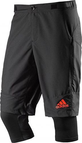 Adidas Spodenki Trail Sport Short czarne r. S (S05570)