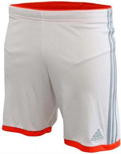 Adidas Spodenki Volzo15 biało-czerwone r. XS (S08940)