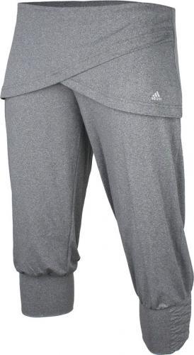 Adidas Spodnie męskie SPU 3/4 Cuffed szary r. L (Z22421)