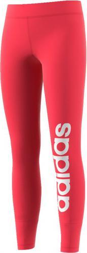Adidas Spodnie Gear Up Linear  czerwone 140 cm (BQ2875)