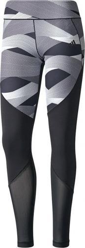Adidas Spodnie ULT C&S PR LNG czarno-szare r. S (BR8778)