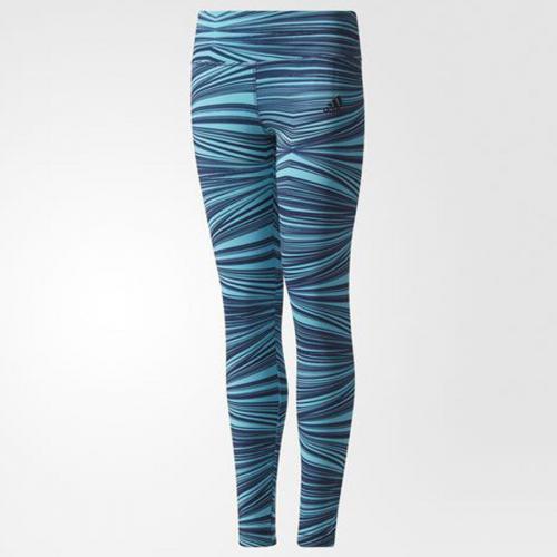 Adidas Spodnie juniorskie YG TR PR niebieskie r. 152 cm (CD8934)