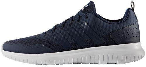 Adidas Originals Buty męskie Originals Cloudfoam Lite Flex granatowe 46 23 (AW4168) ID produktu: 1578502