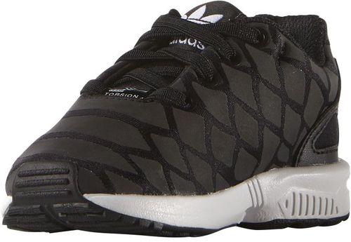 Adidas Originals Buty dziecięce Originals ZX Flux Xenopeltis czarne r. 19 (S78650) do porównania ID produktu: 1579036