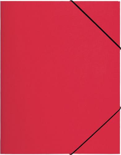 Pagna Teczka z gumką A3, czerwona PP (P2163803)