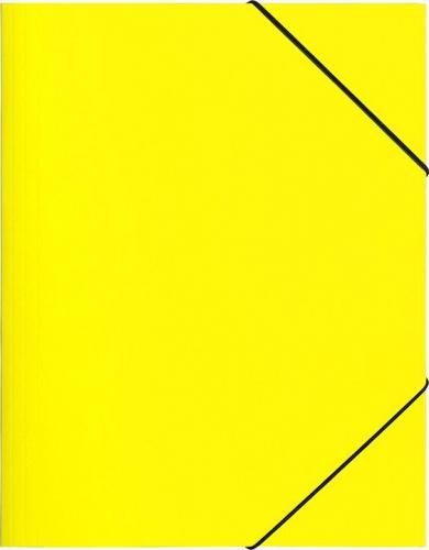 Pagna Teczka z gumką A3, żółta PP (P2163804)