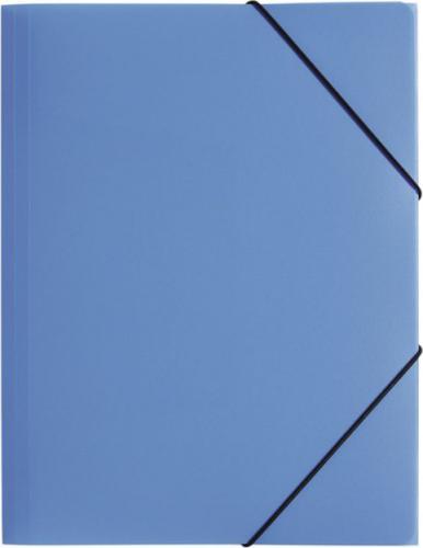 Pagna Teczka z gumką A3, jasno niebieska PP (P2163813)