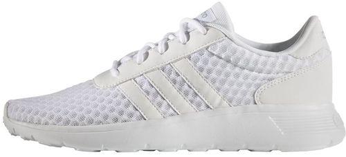 Adidas Buty damskie Lite Racer Shoes białe r. 40 2/3 (AW3837)